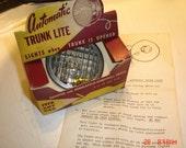 vintage trunk light