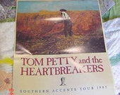 TOM PETTY CONCERT Levi's Southern Accents promo.poster