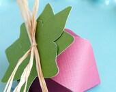 Strawberry Favor Box  Weddings, Baby Showers, Bridal Showers, Birthday Parties