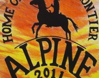 Sul Ross University - Alpine, Texas Poster