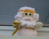 Crochet Zeus Doll