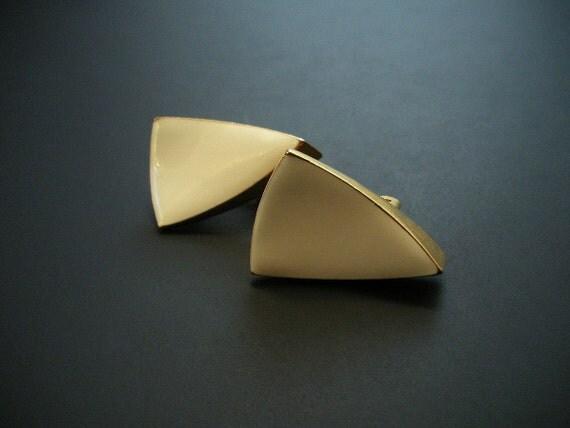 Lady Fierce Vintage Clip Earrings