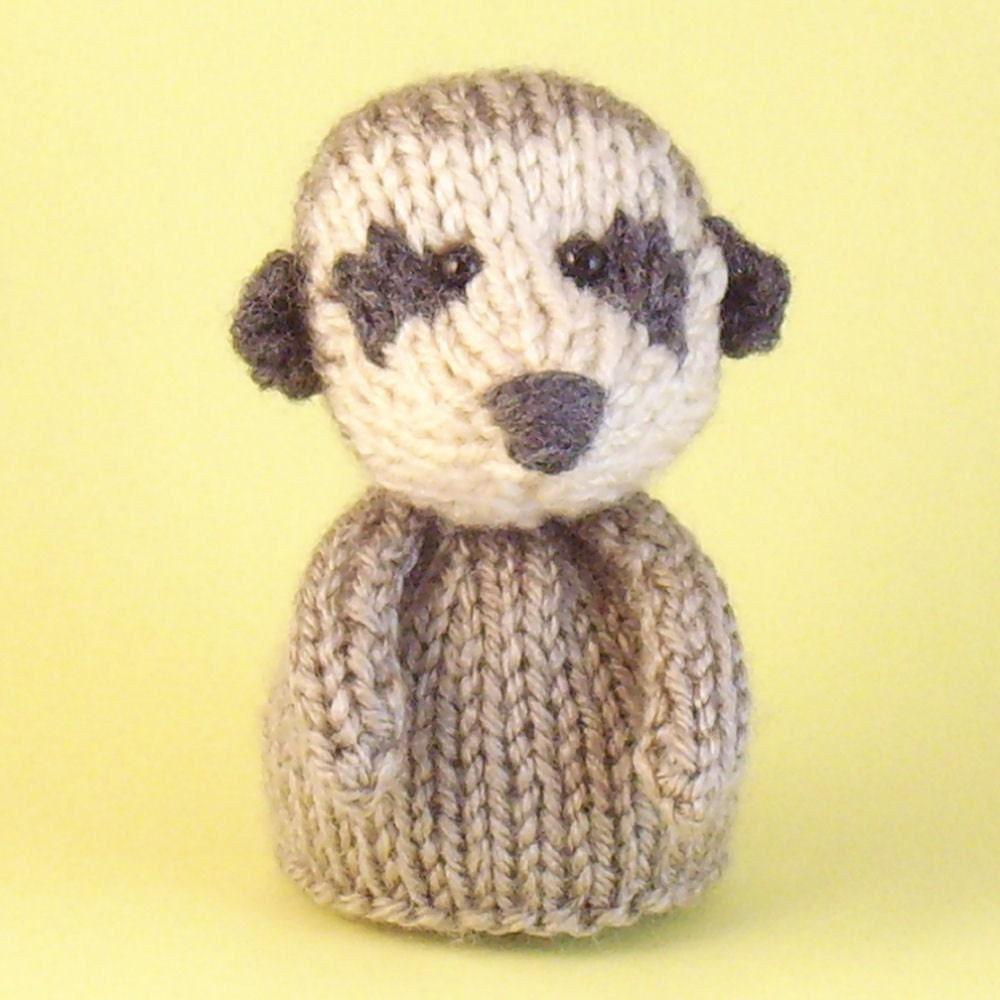 Knitting Patterns Toys Uk : Meerkat toy knitting pattern pdf