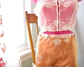 2010 SALE Pretty in Melon Tap Pants Sz. S// WAS 38...//