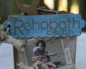 Seaside Memories Beach Book Kit - East Coast Version