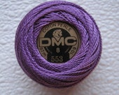 DMC 553 - Violet - Perle Cotton Thread