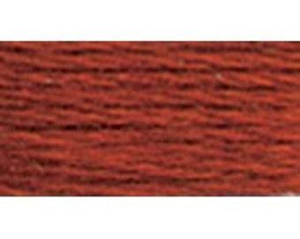 DMC 921 Copper - Perle Cotton Thread Size 8