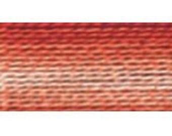 DMC 69 Perle Cotton Thread Size 8 Variegated Terra Cotta
