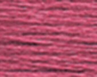 DMC 315 - Medium Dark Antique Mauve - Perle Cotton Thread Size 8