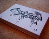 Alice in Wonderland - Mad Hatter (a notebook)
