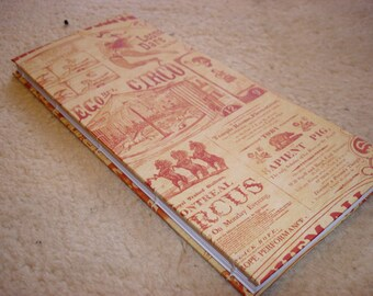 Circus (a notebook)