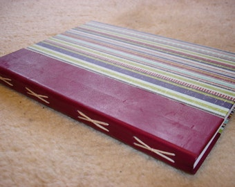 Stripes (a notebook)