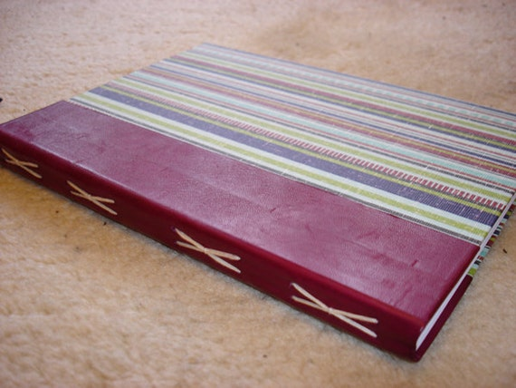 Stripes (a notebook)