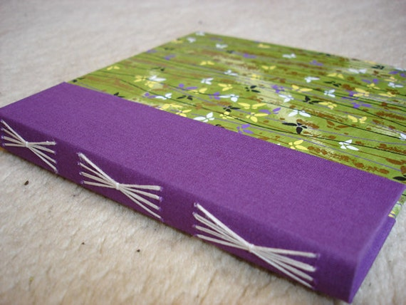 Chiyogami No.1 (a notebook)