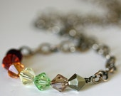 Autumn Arc Necklace