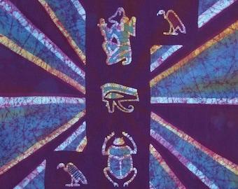 Batik Tapestry (Egypt)