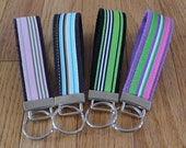 Who Has Seen My Keys   Key Fob\/Wristlet New Color Just Added FREE shipping
