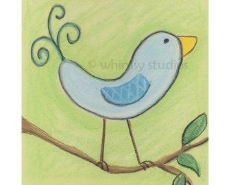the whimsy studios birdie