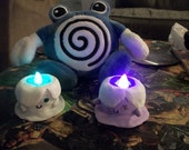 Pokemon Shiny Litwick Hitomoshi Candle Glowing battery powered sculpture Set