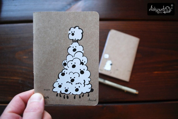 Herding Your Thoughts Pocket Notebook