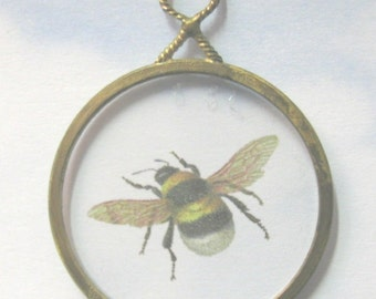 French Monocle Optical Lens Antique Victorian Diy Repurpose Jewelry Pendant Finding