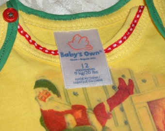 Infant Onesy     EVEN SANTA NAPS                                                                     12 mths