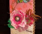 Floral Mania Cards from handmadeinhawaii