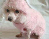 Crochet Pattern - Hush-A-By-Baby Hoodie for Dog