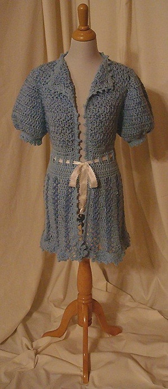 Crochet Pattern Women S Sweater Crochet By Onceuponapoodle