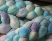 MELISSA RESERVED Watercolor Sky Merino Mini Braids 8 ounces