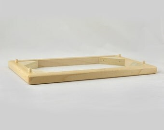 Modular Jewelry Box System - Maple Spacer