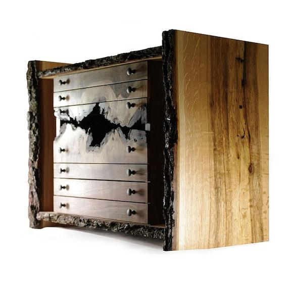 Spirit of the Woods Jewelry Box