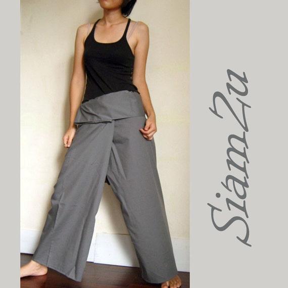 Light Cotton Thai Fisherman Pants ..S-A-L-E