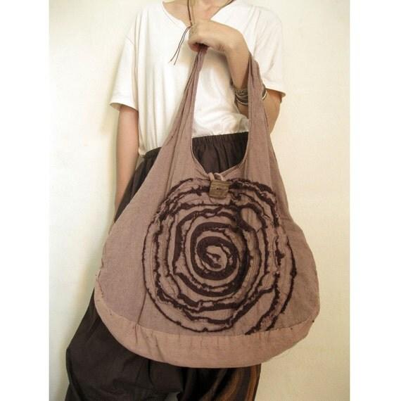 Boho Hippie Everyday Sling Bag