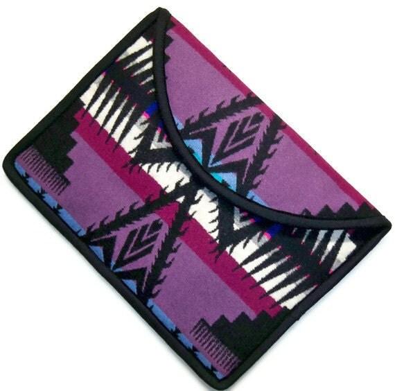 "Pendleton Wool 13"" Macbook Pro Cover Sleeve Case Purple"
