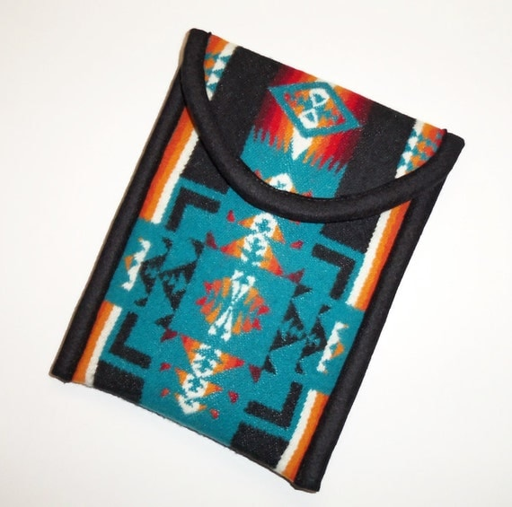 Kindle Fire Sleeve Cover Pendleton Wool Pouch Padded