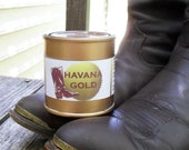 Havanah Gold - Brown Boot Grease Leathercare. Bootblack