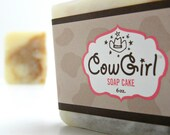 CowGirl Soap Cake
