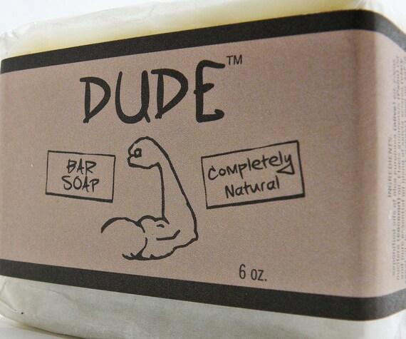 Dude Soap