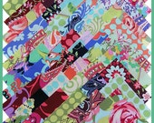 "Amy Butler LOVE ENTIRE COLLECTION 5"" Quilting Fabric Squares Westminster Fibers - materialgirlchic"