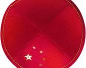 Kippah / yarmulke. Flag of China