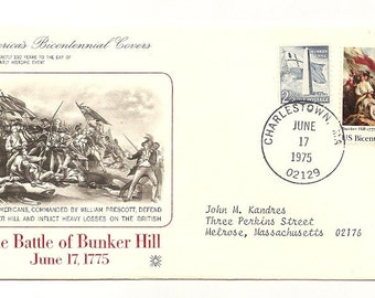 5 Old Vintage AMERICA'S BICENTENNIAL COVERS