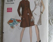 Vogue Dress and Coat Pattern