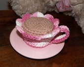 Cup of Tea Trinket Box