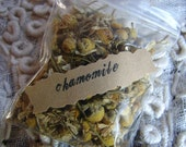 Chamomile Flowers Herb Sample Bag - Herbs for Spells - Luck, Money, Success and Protection