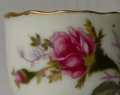 Egg Cup with Roses circa 1950s