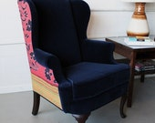 Midnight Jasmine Chair - Down payment for Kim