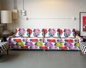Painting the Roses Red Sofa