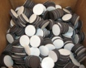 RESERVED - 70 Peel and Stick Magnets - 1 inch buttons