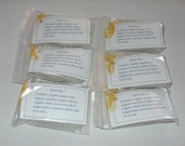 Sachets, Moth Mix I, herbal sachets by margueritemanor on Etsy